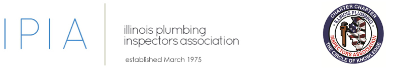 IPIA - Illinois Plumbing Inspectors Association